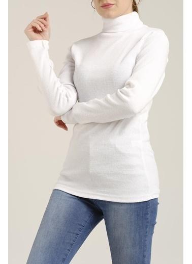 Oksit Triko Beyaz